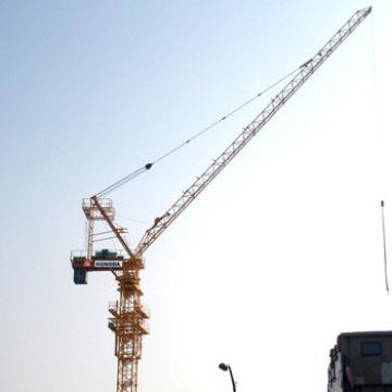 Hongda QTD80(5013) Small 6t Luffing Jib Tower Crane For Sale