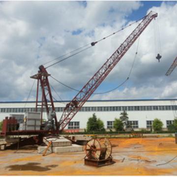 China Hongda Tower Crane Motor Lifting Capacity