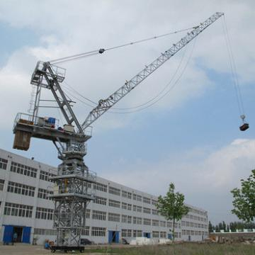 Hongda QTD80 6t Luffing Tower Crane Price