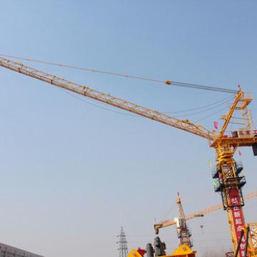 Hongda Luffing Tower Crane Boom Length 50m