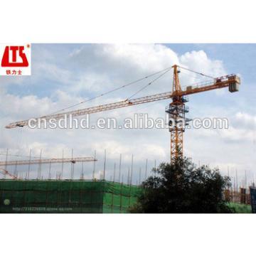 QTZ160 10t tower crane for sale