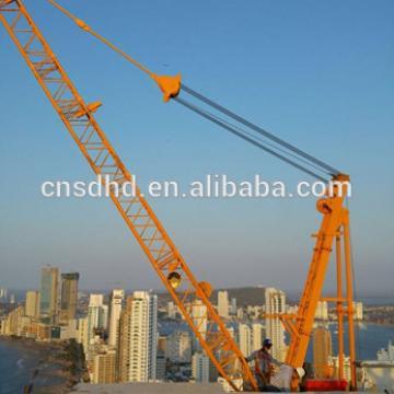 China Hongda QTZ 10t tower crane machine for sale