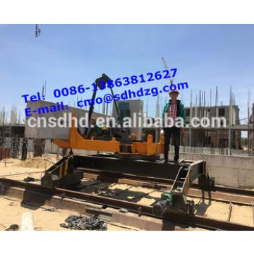 remote control mobile tower crane fast erecting tower crane