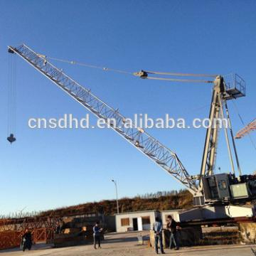 Chinese manufacture types of roof tower crane machine lifting