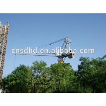 TC5024 inside climbing luffing tower crane