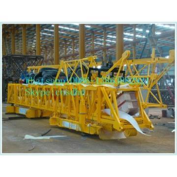 self erecting tower crane easily installed