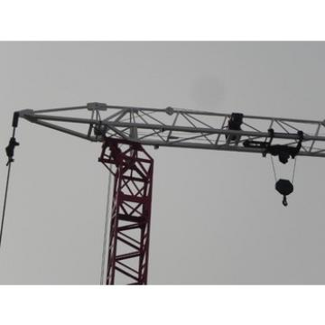 QTK20 Fast Erection Tower Crane Easy Installation and Transportation
