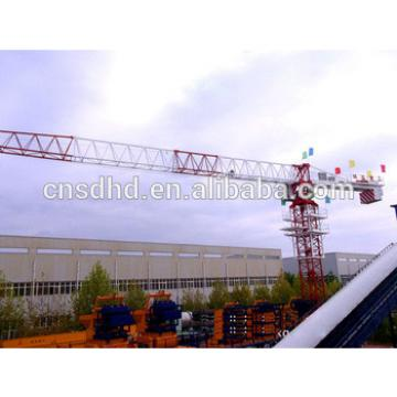 6015 Topless crane 8t loading capacity Tower Crane