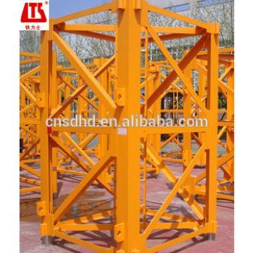 QTZ40(4708 4510 ) 45m 47m jib length tower crane 4t tower crane