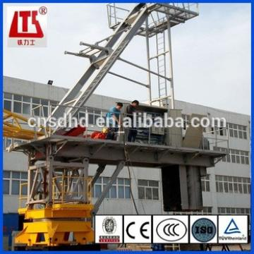 New condition LTC5030 12t luffing tower crane