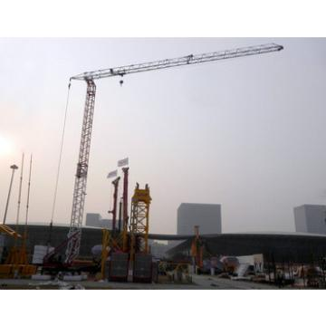 2016 New 2t fast erecting detachable tower crane QTK20 Crane