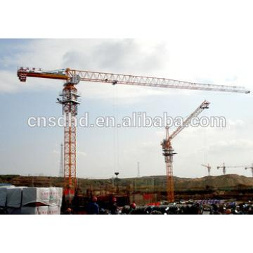 Tower Crane Without Top, Mobile tower crane, Inside-climbing tower crane