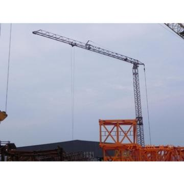 QTK20 2T fast erecting tower crane small easy to move tower crane