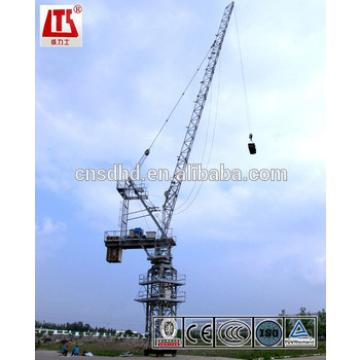 QTD80 (5013) 6t luffing Tower Crane/ 6t luffing tower crane for export