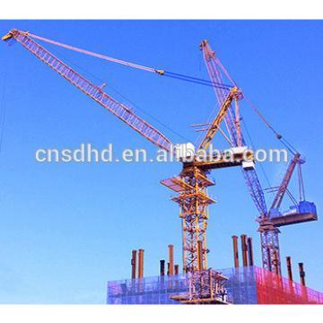 QTD80(5013) 6t luffing Tower Crane/ 6t luffing tower crane