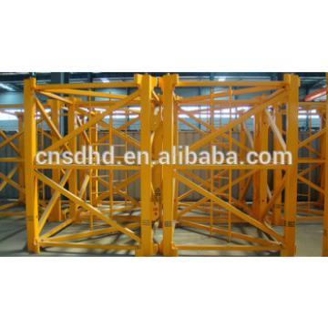 Shandong Hongda Tielishi QTZ63 Tower Crane Good Quality