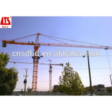 QTZ315(7035) 16t Tower Crane with Pre-embedded Four Outriggers Type