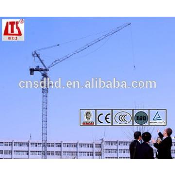QTZ63 Luffing tower crane