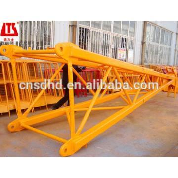 10t construction crane tower crane with hammer head
