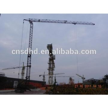 spare part of 2t fast-erecting without foundation tower crane