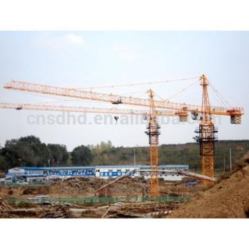 3t mini tower crane with 38m jib tower crane