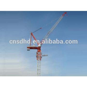 Luffing Tower Crane/ QTD 80 8t luffing tower crane mobile luffing tower crane