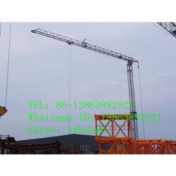 QTK12/14 fast erecting tower crane 0.6-1.5t mini tower crane