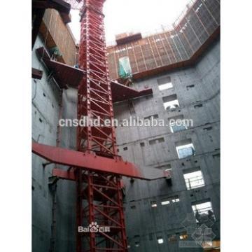 inner climbing tower crane3t 4t 6t 8t 10t 12t 16t 25t inside climbing tower crane