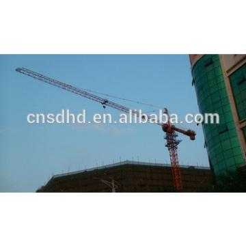 QTZ40 frequency tower crane TC4708 New tower crane QTZ4708 tower crane