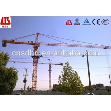12t lifting capacity tower crane TC7031 tower crane QTZ300