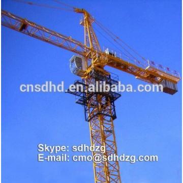 topkit 6t tower crane 50m boom