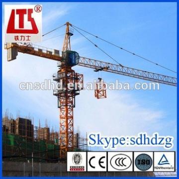 topkit 38m boom length tower crane