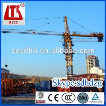 self erecting 3t tower crane for sale