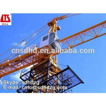 QTZ80 construction tower crane
