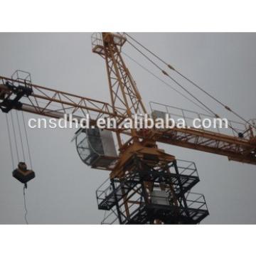 10t second hand construction tower crane