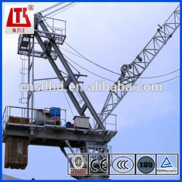Luffing tower crane,6-10t Luffing tower crane with CE