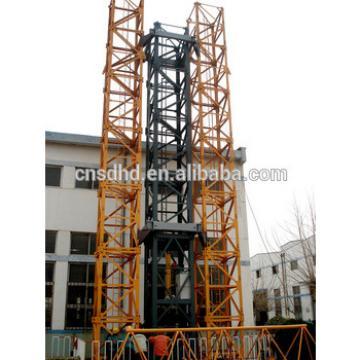 4t inner climbing tower crane
