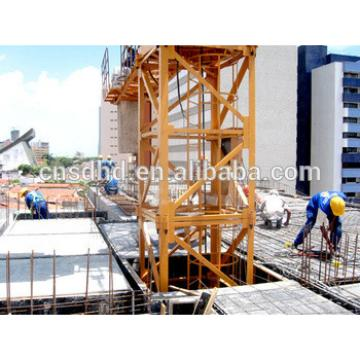 3t inner climbing tower crane
