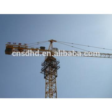 china small Tower crane for sale