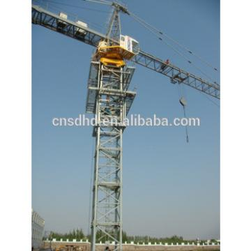 16t tower crane with ISO BV TUV certificate TC7035