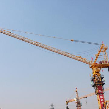 Famous Brand 8 Tons Types Of Luffing Jib Tower Crane