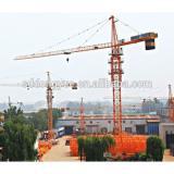 CE Approved tower crane, construction site crane