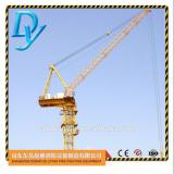 D5020 Luffing tower crane, 10t max load, 50m jib, 2.0t tip load china luffing crane