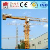 2015 New design QTZ125(6015) Flat-top Tower Crane
