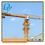 QTP5010, 4t max load, 50m jib, 1.0t tip load, china topless tower crane