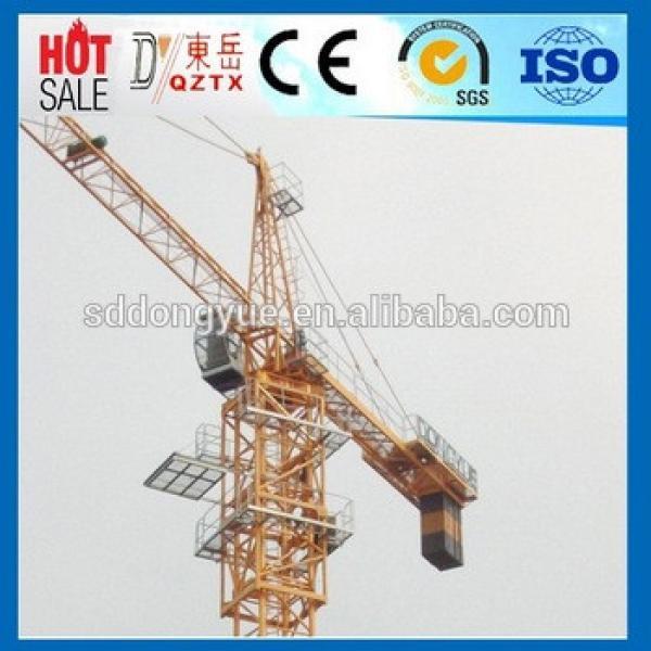 10ton TC6518 Tower Crane,tower crane manufacturer #1 image