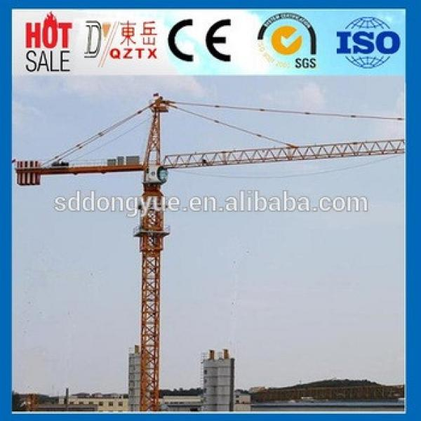 Frequency 10t construction crane indonesia hot sale china supplier #1 image