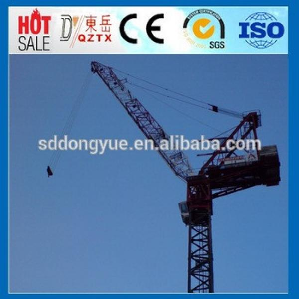 Luffing Tower Crane manufacturers from China #1 image