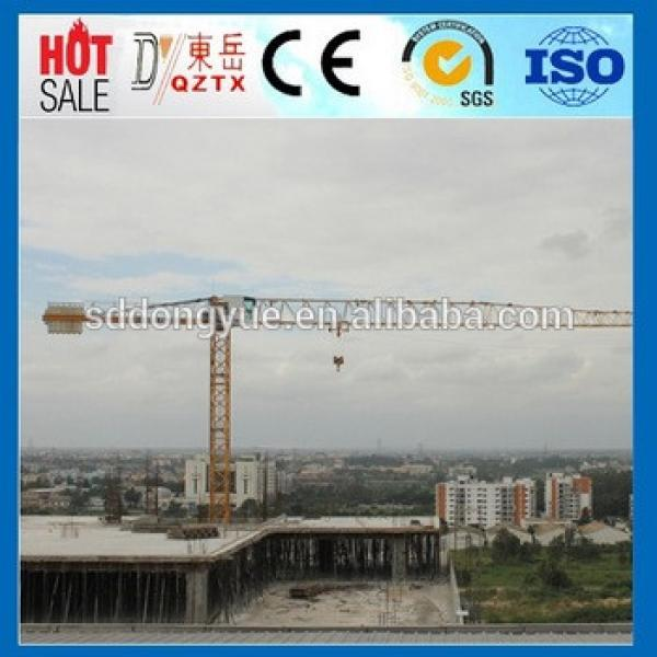 PT5210 5t topless tower crane price good #1 image