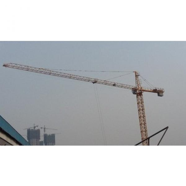Good performance 6t fixed boom crane with zoomlion tower crane technology #1 image